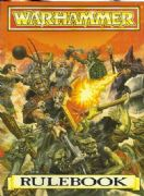 Warhammer Fantasy 4th Edition Rule Book rulebook (1992) A4 paperback